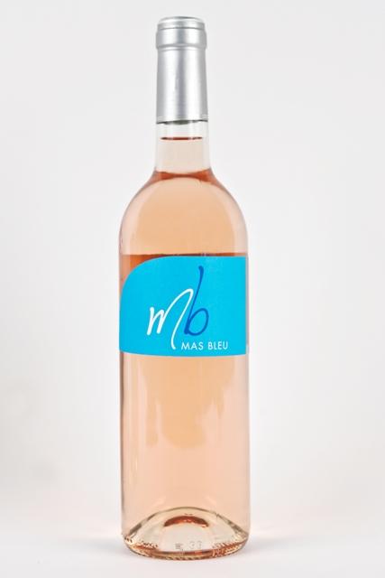 Mas Bleu Rosé 2017 AOP Coteaux d