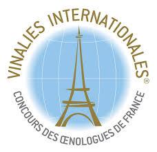 Médaille d'ARGENT AUX VINALIES INTERNATIONALES 2017