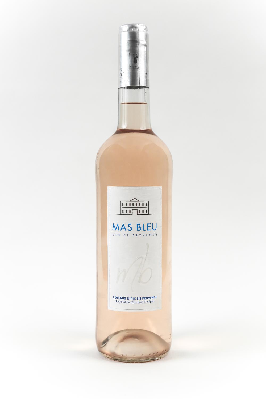 Mas Bleu Rosé 2018 AOP Coteaux d