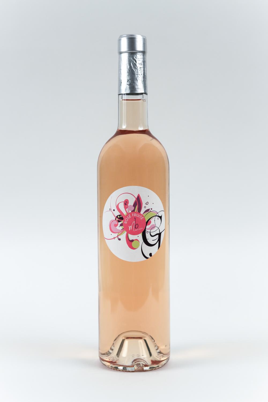 Cuvée SG Rosé Fruité 2018 IGP Méditéranée Image
