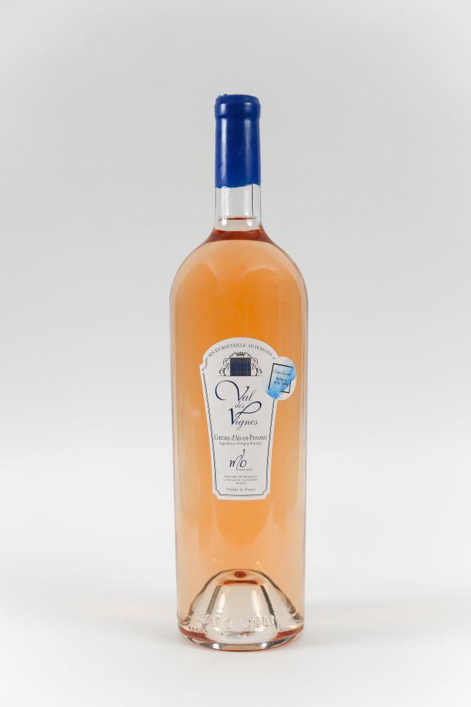 Magnum Val des Vignes Rosé 2016 150cl AOP Coteaux d